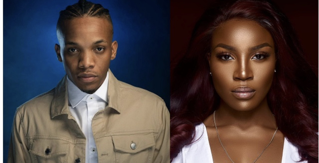 Tekno and Seyi Shay