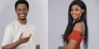 Seyi Awolowo and Tacha Akide