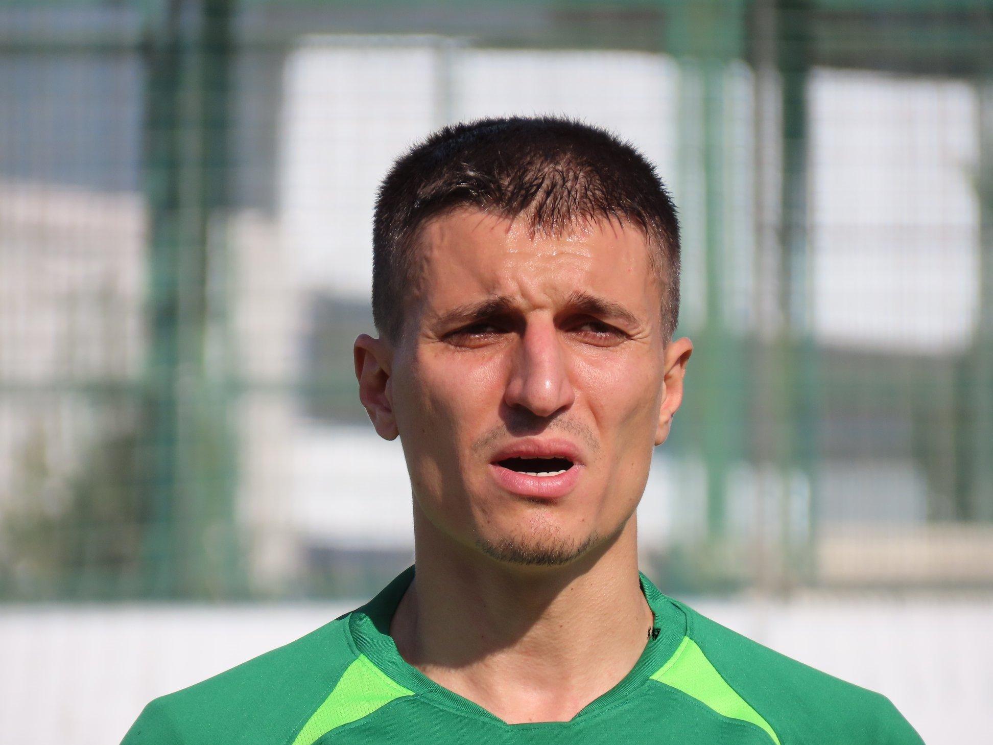 Turkish Footballer