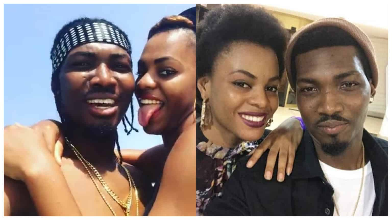 Lami and Jackye Madu
