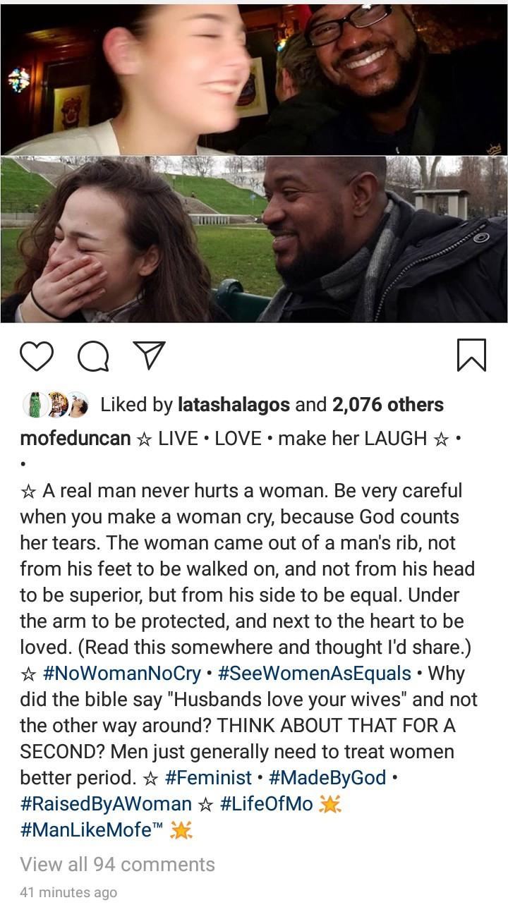 Duncan's post