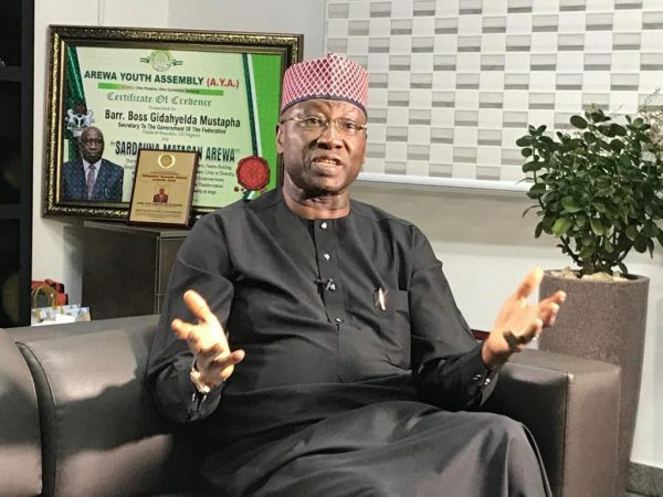Nobody Is Safe Until Everyone Is Vaccinated – Boss Mustapha