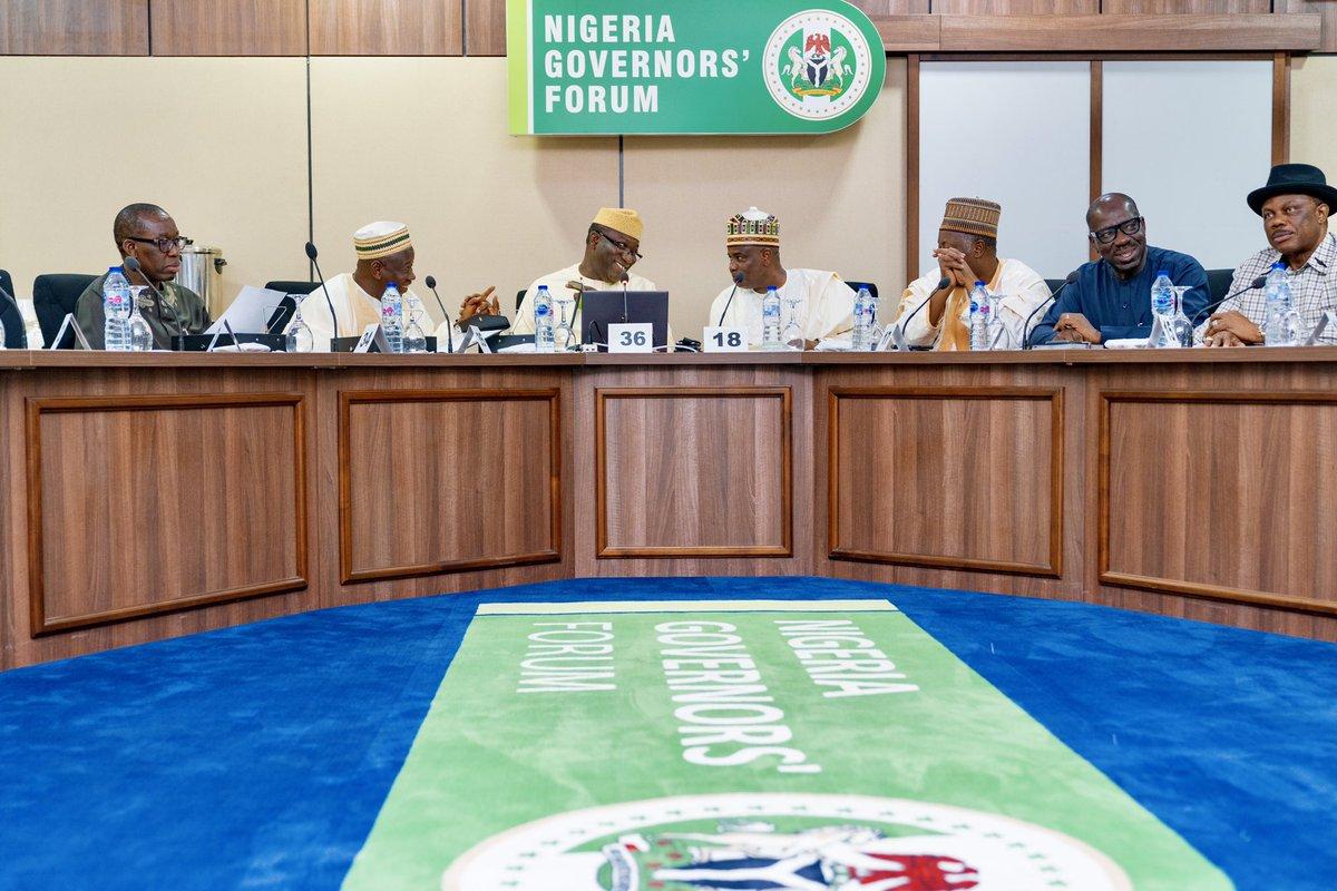 Nigeria governor's forum
