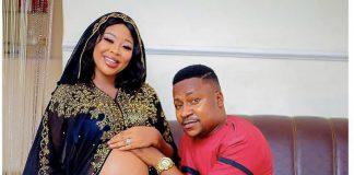 Segun Ogungbe and his second wife