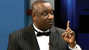 Keyamo: PDP Is A Comedy Troupe… No Law Against Matawalle's Defection