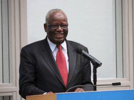 Prof Ibrahim Gambari