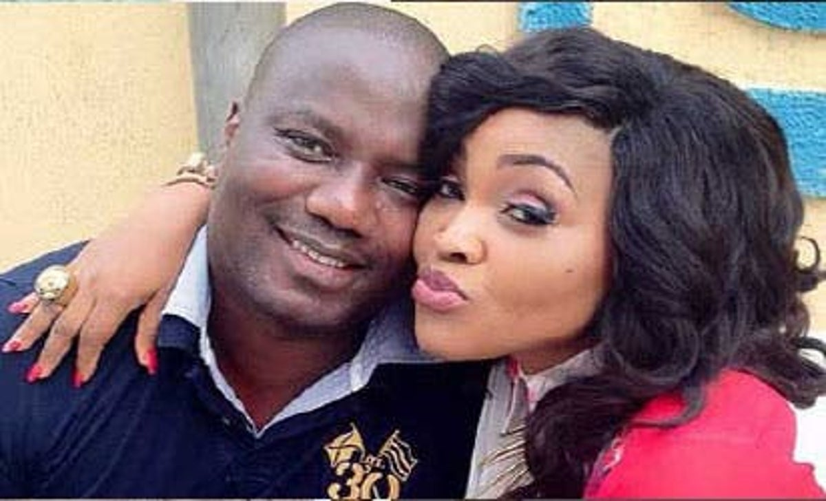 Mercy Aigbe, Lanre Gentry