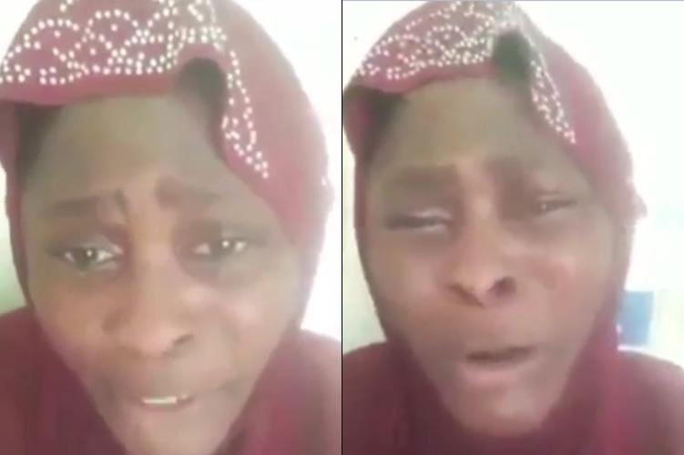 Nigerian Lady Trafficked