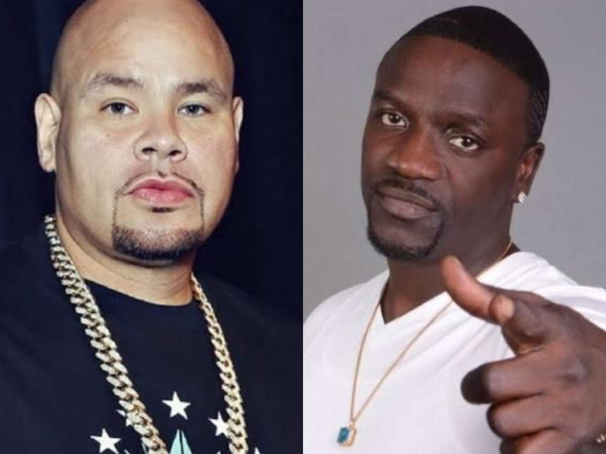 Fat Joe and Akon