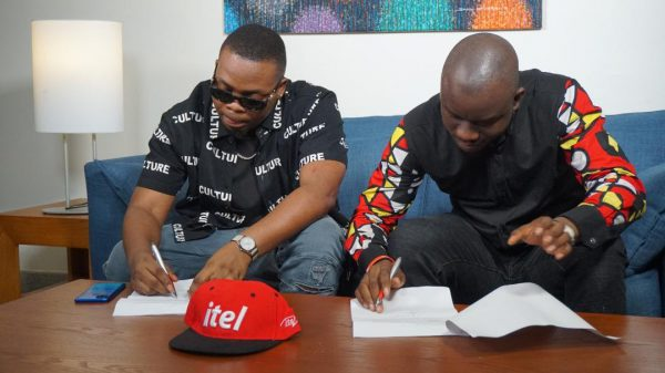 itel Mobile Unveils Olamide As Brand Ambassador, Sets New Targets
