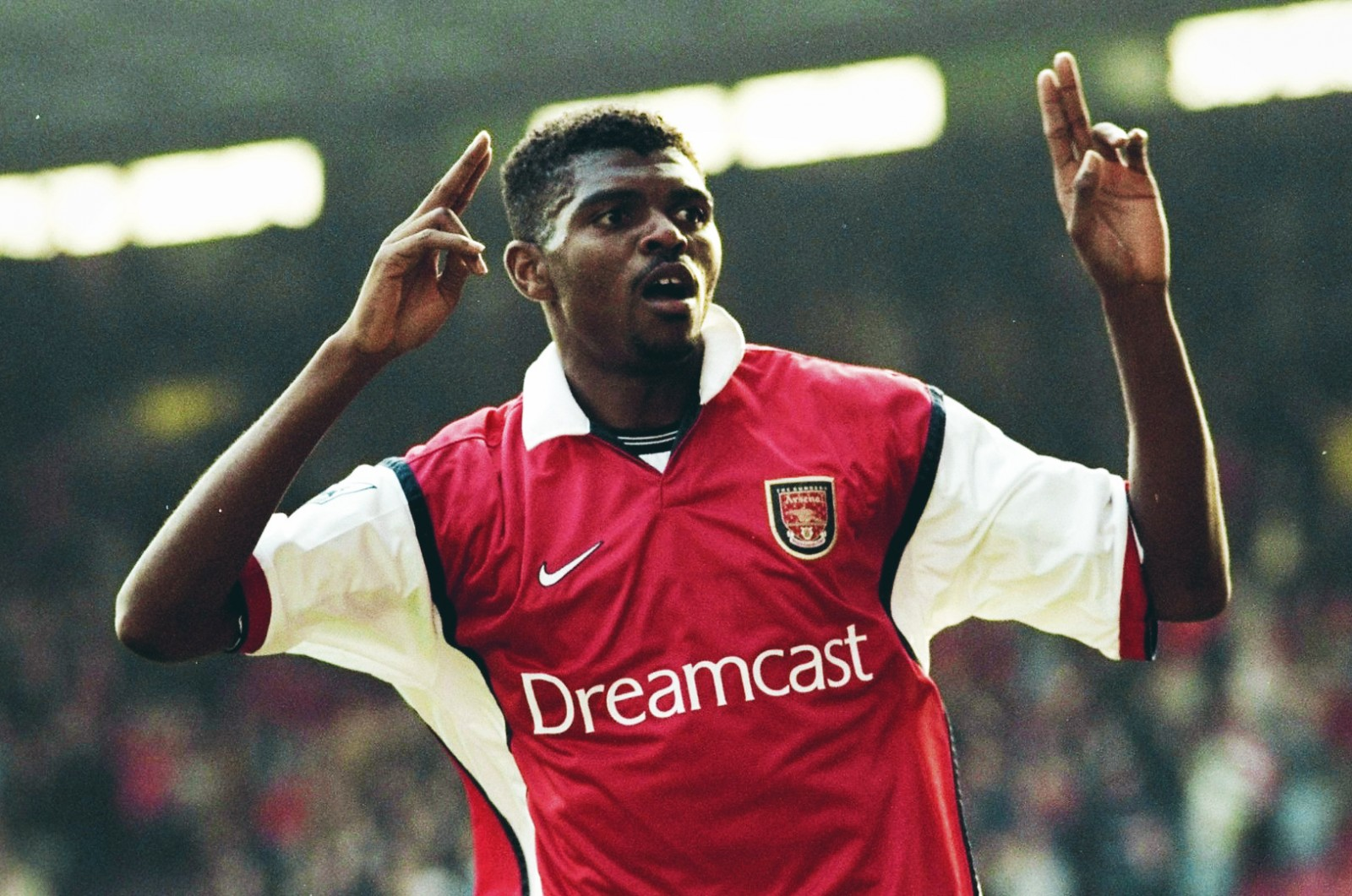 KANU Nwankwo at Arsenal