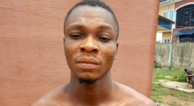 Police arrest Man For alleged rape
