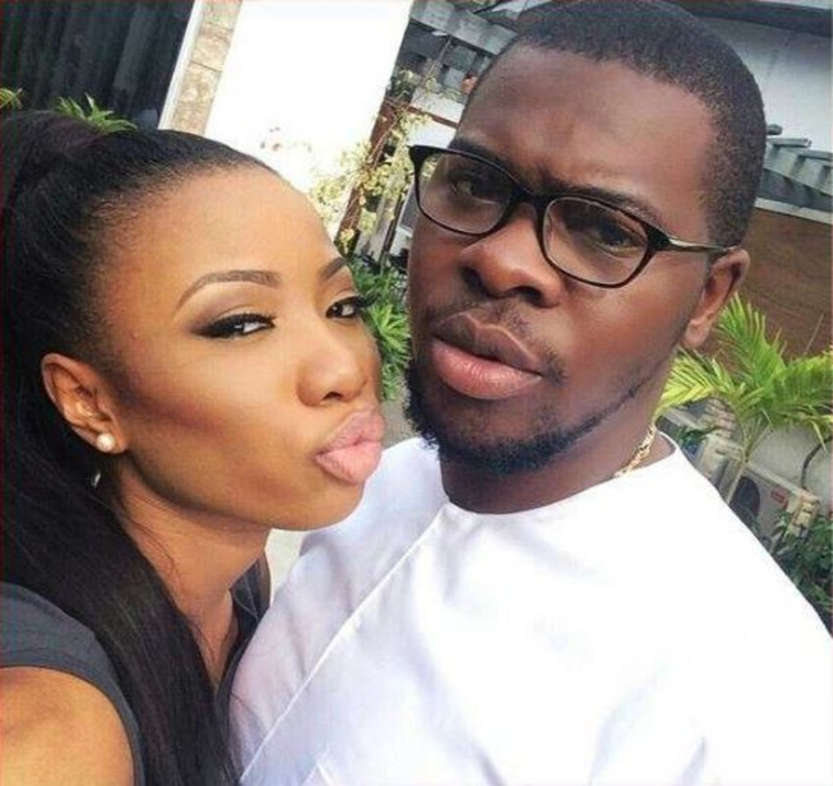 Mocheddah and husband