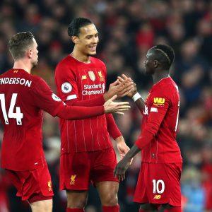 Liverpool Maul Porto To Remain Top
