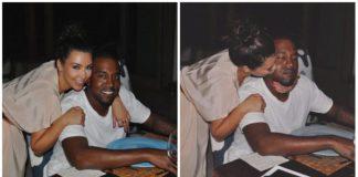 'I Love You So Much' - Kim Kardashian Tells Kanye West On Her 40th Birthday