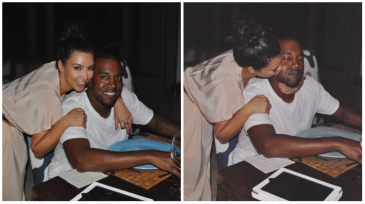 'I Love You So Much' - Kim Kardashian Tells Kanye West On Her 40th Birthday