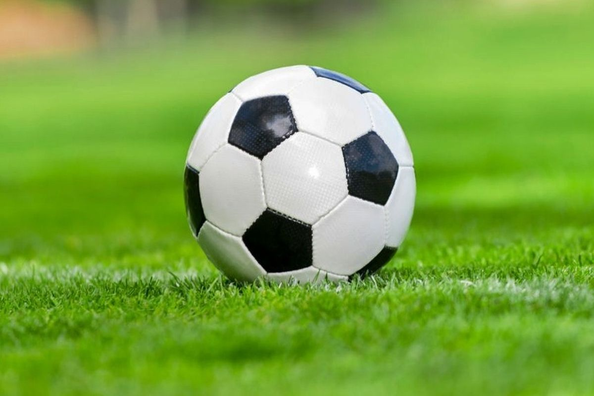 File photo of football