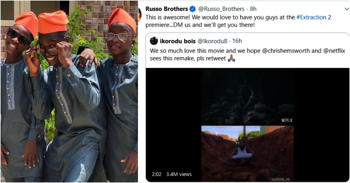 The directors' post