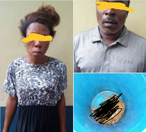 Police Arrest Lady For Abortion