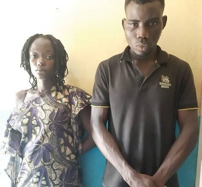 Couple Arrested