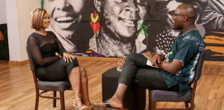Tacha and Chude Jideonwo