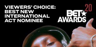 Rema BET Awards