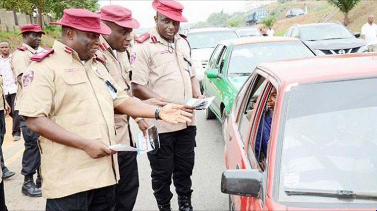 FRSC officers