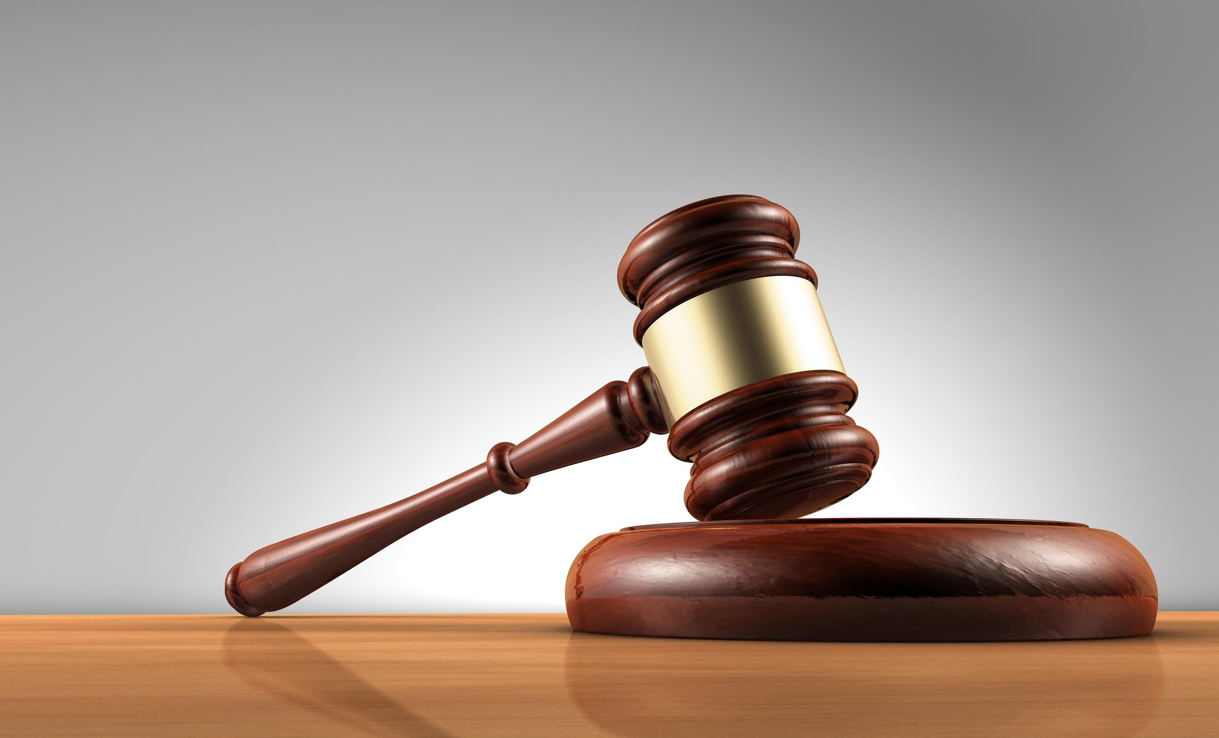 Court symbol