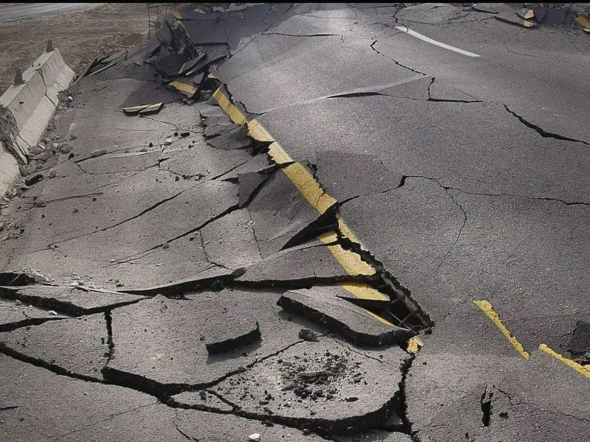 Ghana Earthquake