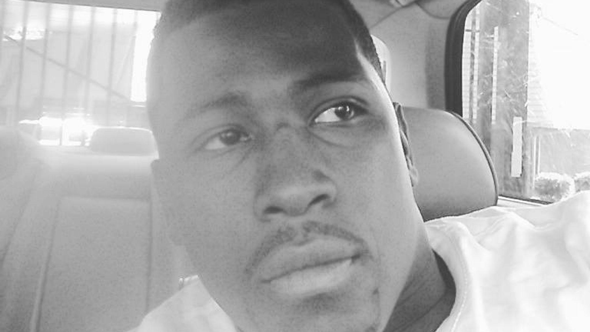 White Officer Shoots Black Man