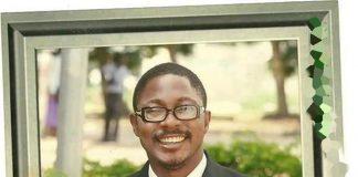 Former Lecturer, Darlington Okoye (Ph.D)