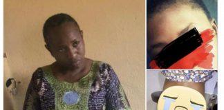 The deaconess, Mrs. Iyema Oyemola Oyewole