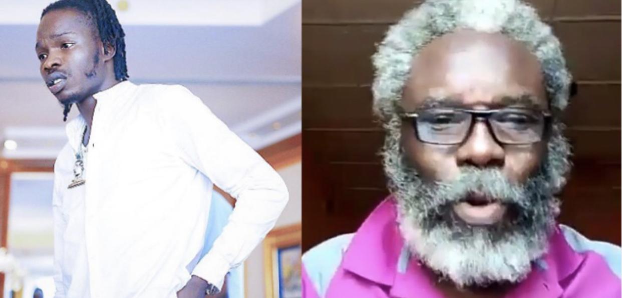 Naira Marley and Jude Chukwuka
