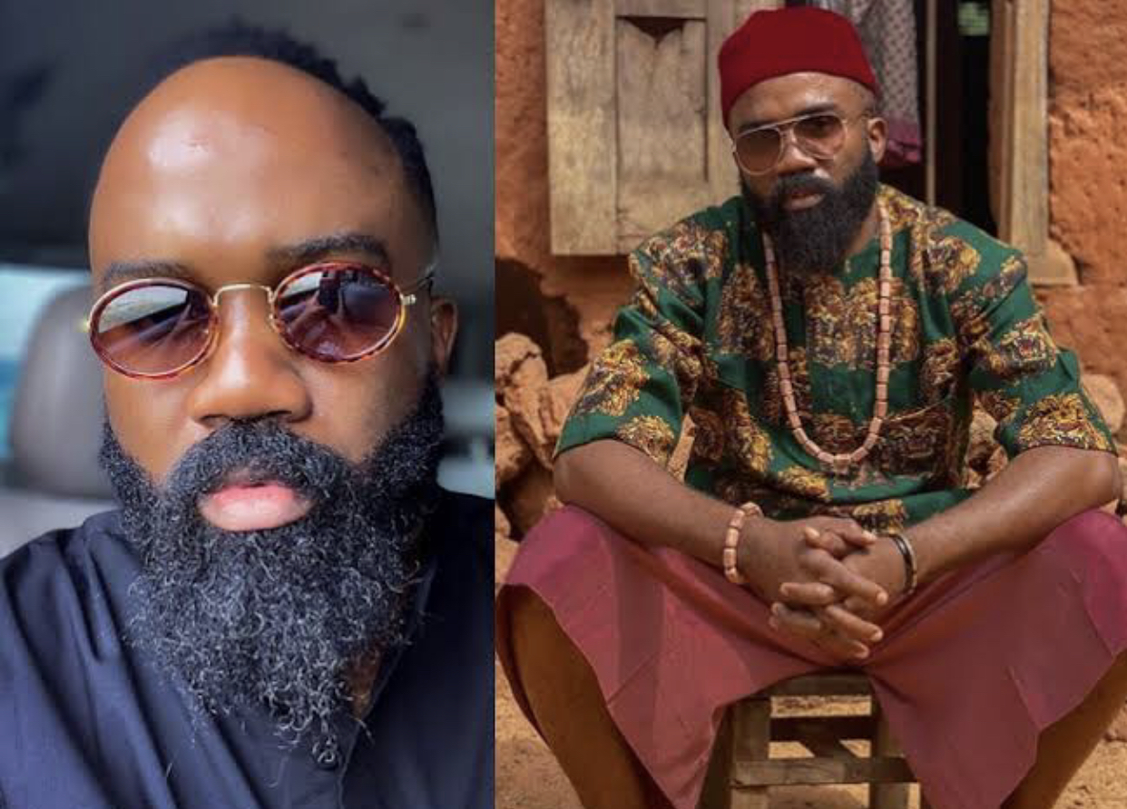 'Being Igbo Is One Of The Bet Things About Christmas' - Noble Igwe