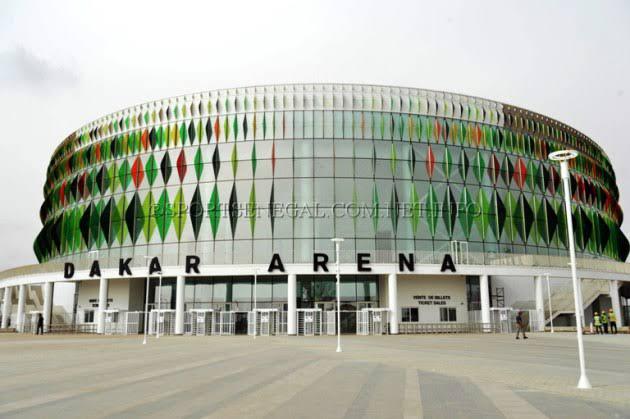 Dakar Olympics 2020