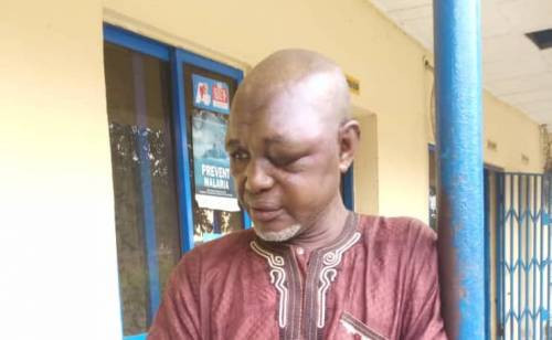 7O-Year-Old Man Rapes 8-Year-Old