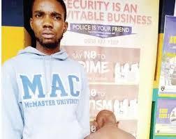 Police Arrsts Man