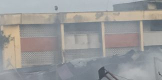 Ajao Estate as Explosion