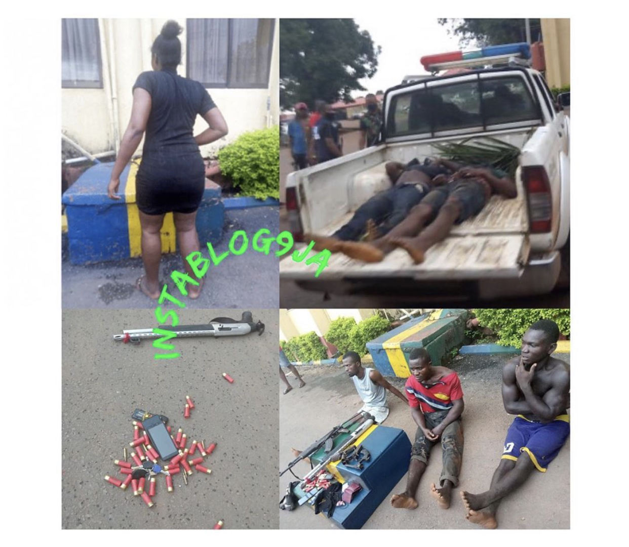 Chioma Dioke and the kidnappers