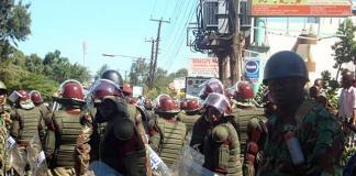 Police Arrest Teenagers