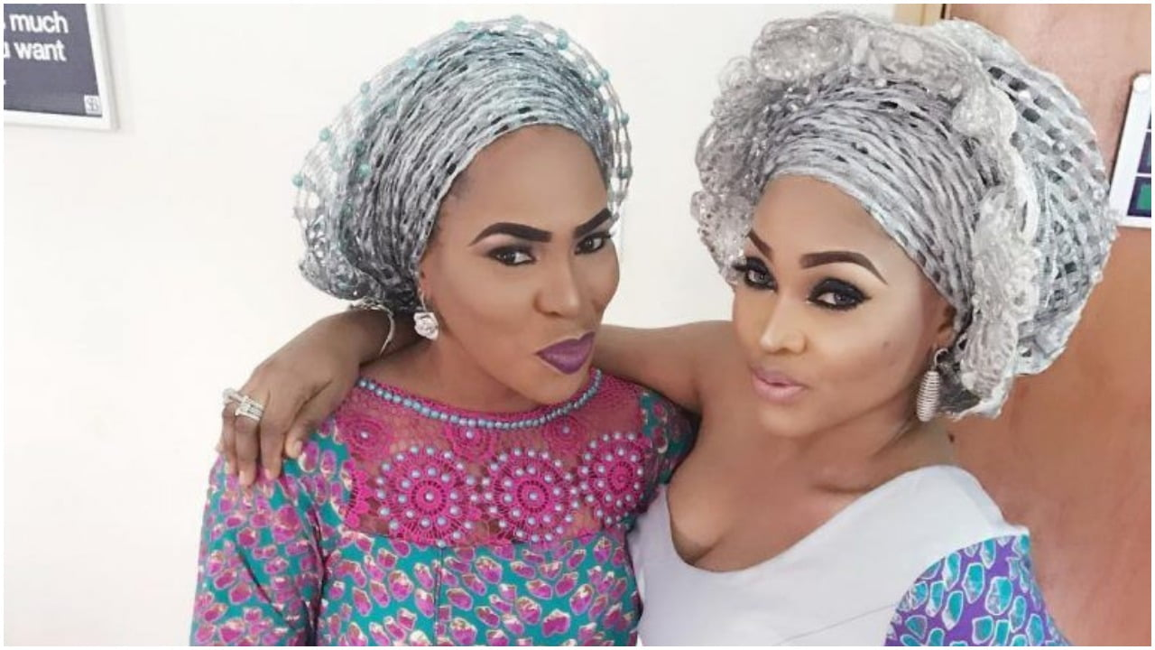 Fathia Williams, Mercy Aigbe
