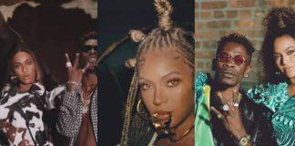 Beyoncé, Shatta Wale
