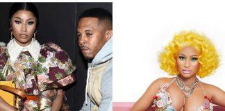 Nicki Minaj and her husband, Kenneth Petty