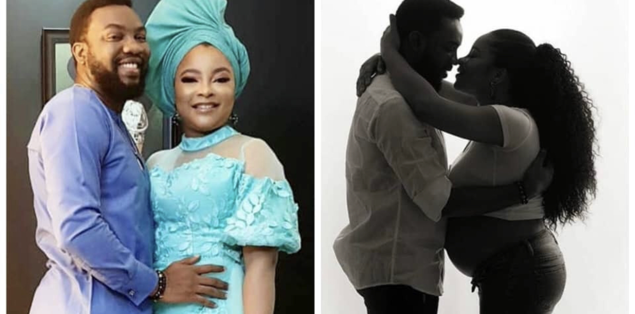 'You Are My Home' - Linda Ejiofor Tells Husband On Their Second Wedding Anniversary