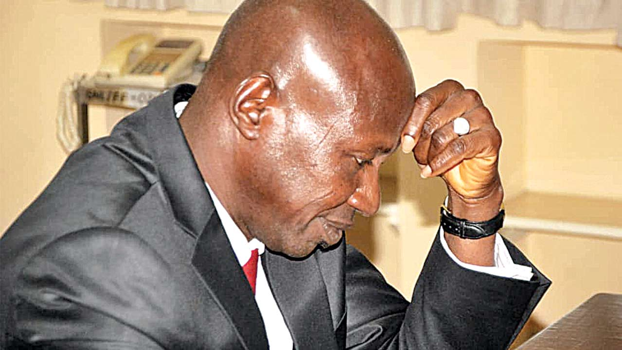 CCB Set To Charge Magu For Failing To Declare Accounts