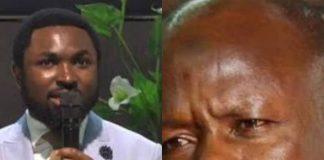 Pastor Emmanuel Omale and Ibrahim Magu