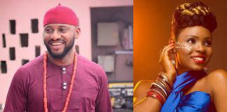 Yul Edochie and Yemi Alade