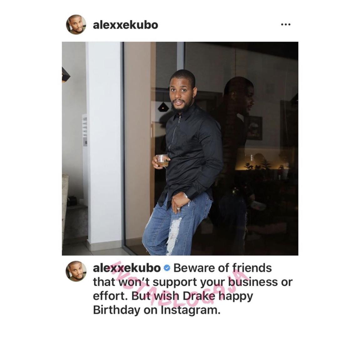 Ekubo's post