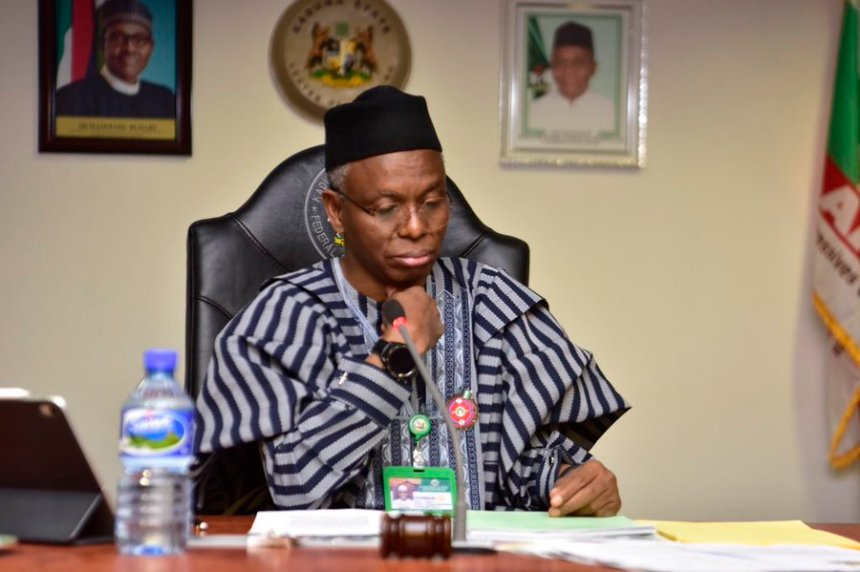 El Rufai Imposes 24-hour Curfew On Seven Communities In Kaduna Metropolis