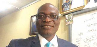 Professor Toyin Ogundipe